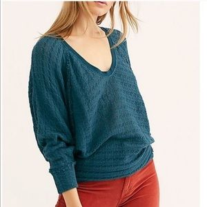 Free people thiens hacci sweater